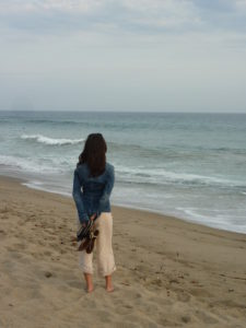 Are you an introvert like me? Loving this view of the Pacific a few years back.
