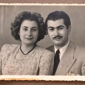 Aunt Sophia and my father were very close, and our family spent many Sundays together