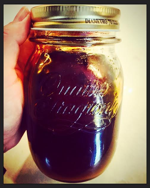 Organic honey from our farm in Karpathos is the best choice for making baklava syrup
